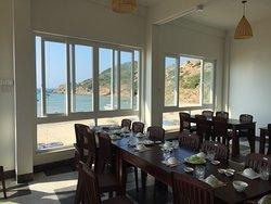 View của nhà hàng
