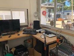 MAIANA CAFÉ - Notre Espace Animation... et son local Sono !
