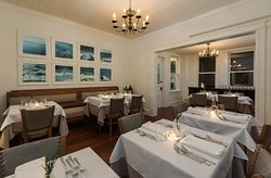 The Marble West Inn - Dining Room, Evening