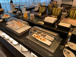Club Lounge Afternoon Tea