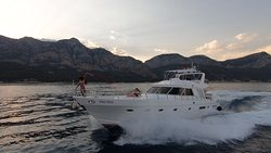 Аренда яхт в Белеке Кемере | Экскурсии в Белеке | Яхттуры в Белеке | Яхта в аренду в Белеке | Отдых на яхте в Белеке | AYA Yachting 9