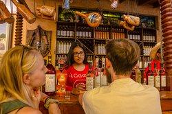 Wine and Pisco Tasting - El Catador Ica