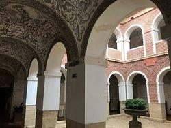 Maravilloso el Hotel Convento de la Magdalena