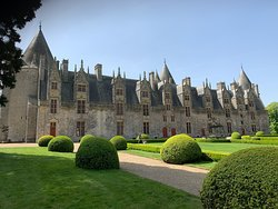 chateau de Josselin from the grounds