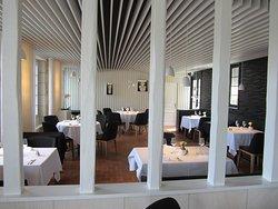 Restaurant La Maison Tourangelle 8 La Grande Salle Savonnières 37510.