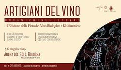 05/06 maggio 2019 teatro Arena del Sole - Bologna Artigiani del vino