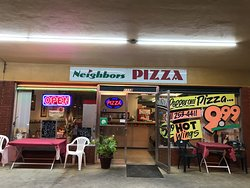 Neighbors Pizza Storefront