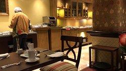 Hotel bem localizado e atendimento excelente