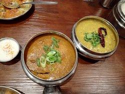 True Indian food!!!