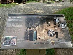 Mingus Mill history