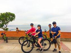 Green Bike Peru