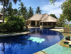 Best place we have stayed at on Lombok