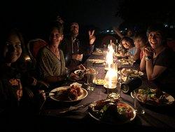 Evening Restaurat Dining