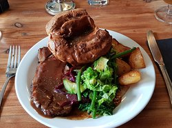 This was probably the best Sunday roast i have ever had apart from mums.