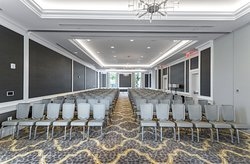 Book your next meeting in the Columbus Room.