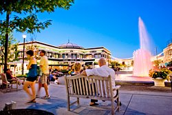Have a night out on the town just outside our doors at Easton Town Center