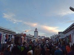 The medina of Essaouira