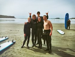 Amazing Surfing Lesson