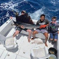 Viajes de pesca deportiva Cancún