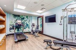The Mercantile Hotel Fitness Center