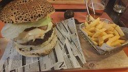Gamers Burger