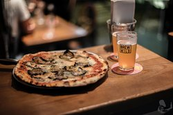 Brew Wild Pizza Bar