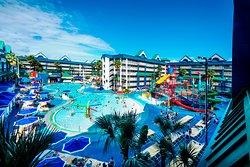 Brighter, Bolder Lagoon Pool & Waterpark