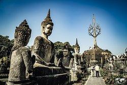 佛像公园(香昆寺)