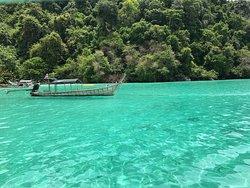 Îles Surin - baie
