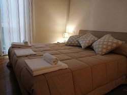Camera San Giovese.. Essenzialmente confortevole 😌