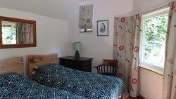 Buzzard bedroom