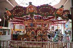 Seaside Carousel Mall