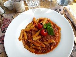 Cuisine italienne à One nation Paris
