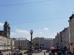 Bardzo ladne centrum miasta