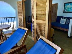 Ottima guesthouse sulla spiaggia di Cote d'or