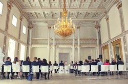 Heiraten im Spiegelsaal des Museum Art.Plus