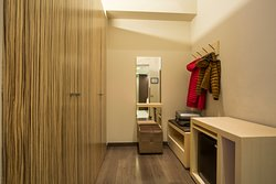 Vestidor Junior Suite /Familiar