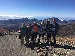 Tenerife Guided Walks