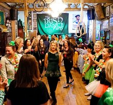 The Irish Dance Party