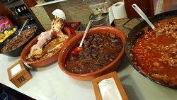 Authentic Spain tapas!