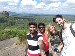 Instergram Good and big Travel Blogger @dream.salty with Mr. Daniel and Mrs. Sapir With Nishaku Lanka Holidays Thank you Visit With us ! See you again Soon From Israel