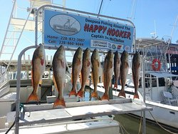 The Happy Hooker Fishing Charter