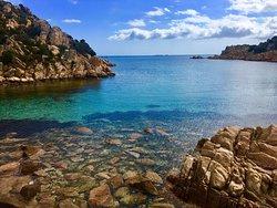 Spiaggia di Cala Brigantina