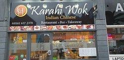Karahi wok