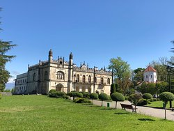 Dadiani Palaces Historical and Architectural Museum