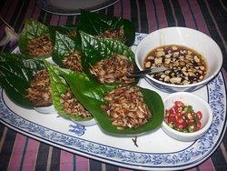 Special Thai dish