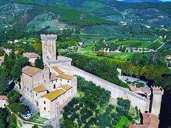 Rocca di Vicopisano (del Brunelleschi)