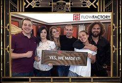 Flow Factory Escape Room
