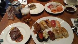 握壽司系列很強大的吃到飽餐廳