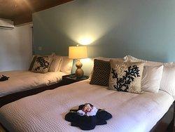 Seascape Villas 3 (Villa Serenity) Lower Guest Suite.